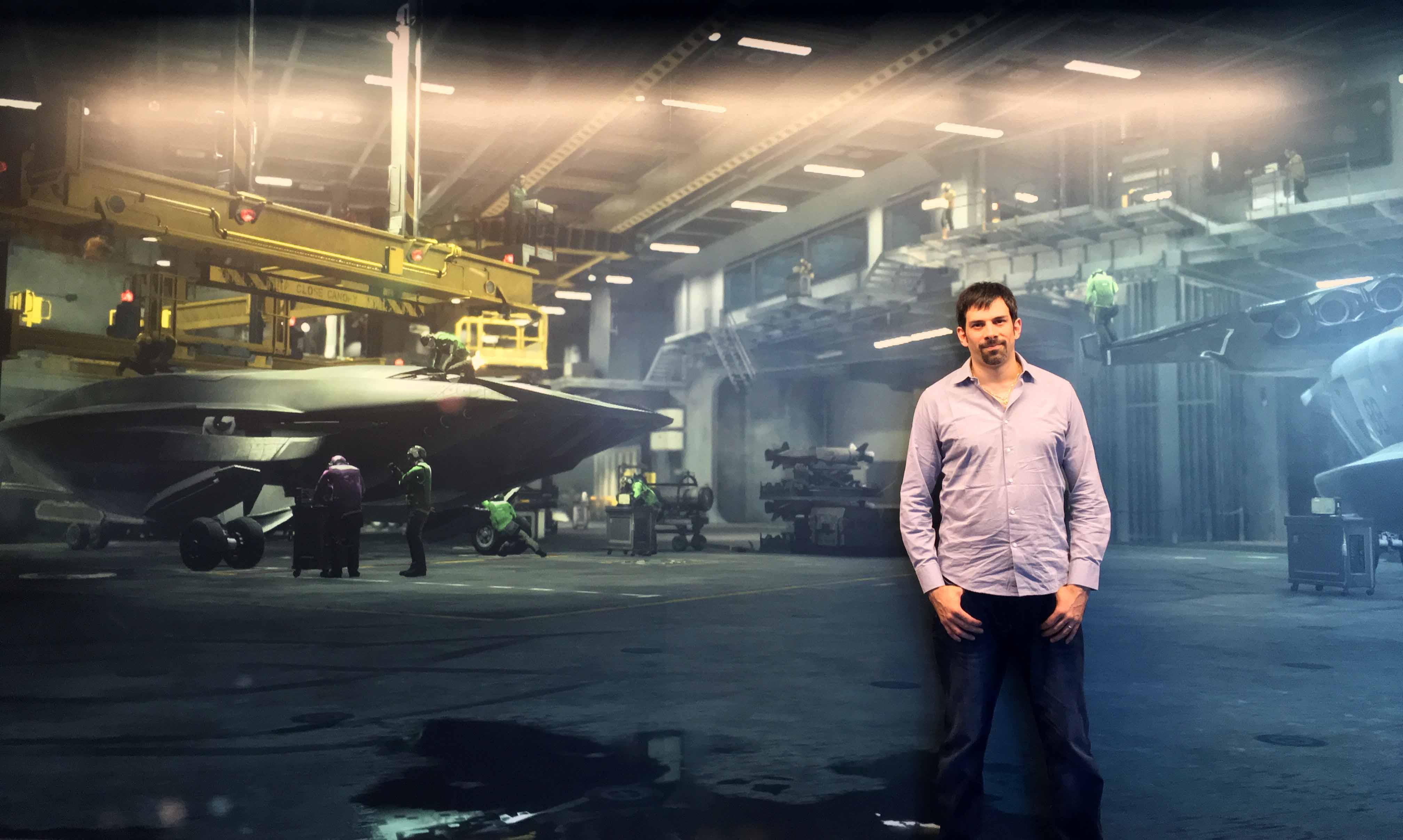 Call of Duty: Infinite Warfare. Interview with Sr. Sound Designer, Daniele Carli